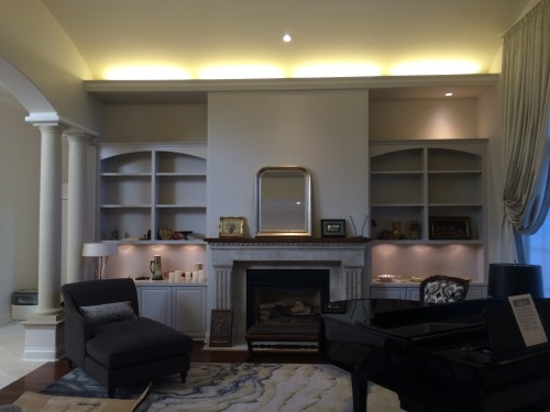 Residential Interior After Painting