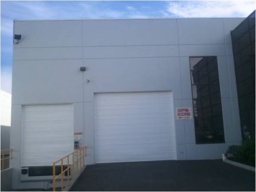 Commercial Exterior After Painting